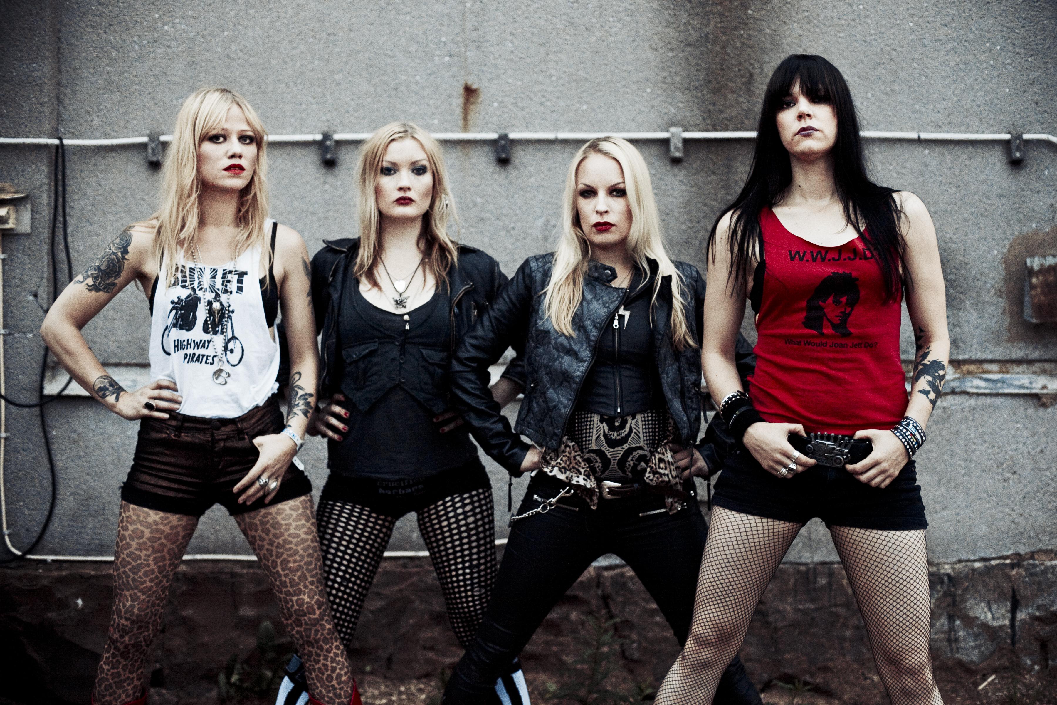 поп рок группы с женским вокалом